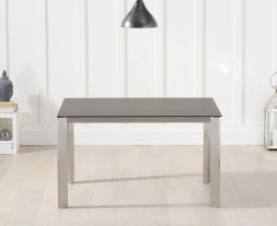 Alejandra 130cm Mink Spanish Ceramic Dining Table