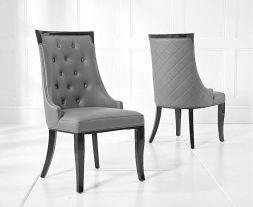 Aviva Grey Dining Chair