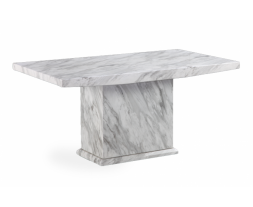 Caceres Marble Dining Table 180cm