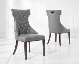 Fredo Grey Dining Chair