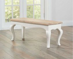Sienna Small Bench (Use with 130cm Table)