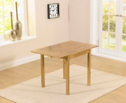 Promo 70cm Rectangular Extending Dining Table