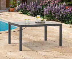 Gerbera 150cm Dark Grey Garden Table