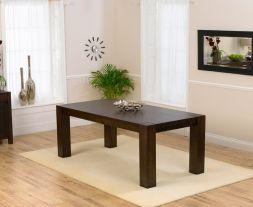 Madrid 200cm Dark Dining Table