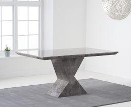 Allen 160cm Grey Dining Table