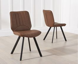Damanti Brown Dining Chair