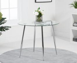 Carolina 90cm Round Dining Table