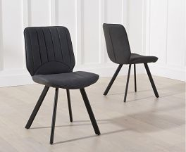 Damanti Grey Dining Chair