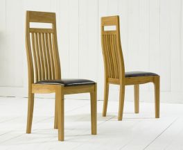 Monte Carlo Brown Chairs (Pairs)