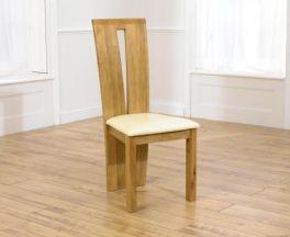 Arizona Cream Chairs (Pairs)
