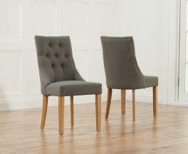 Pailin Grey Chairs (Pairs)