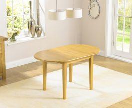 Alaska Solid Hardwood Dining Table