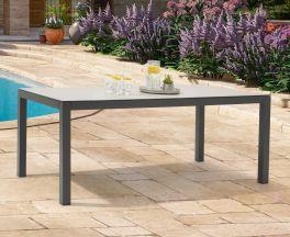 Gerbera 180cm Dark Light Garden Table