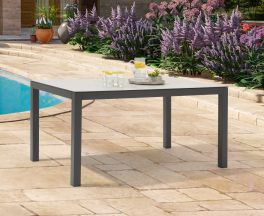 Gerbera 150cm Dark Light Garden Table