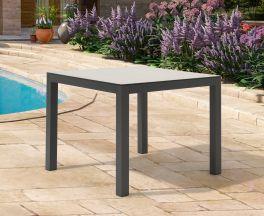 Gerbera 90cm Dark Light Garden Table
