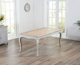 Sienna Grey 175cm Dining Table
