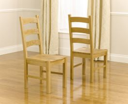 Valencia Timber Chairs (Pairs)