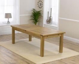 Rustique 220cm Dining Table