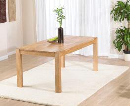 Verona Oak 150cm Dining Table