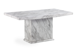 Caceres 220cm Marble Dining Table