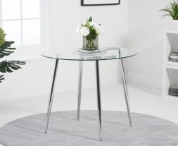 Carolina 90cm Round Dining Table