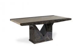 Toledo 180cm Marble Dining Table